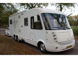 integraded camper Niesmann-Bischop ARTO 74 LE 74LE 2010