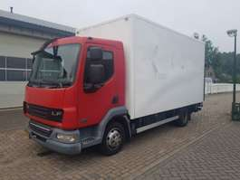 closed box lcv < 7.5 t DAF 45-160 2008