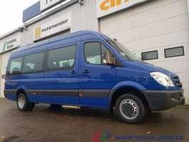 minibus Mercedes Benz Sprinter Transfer 518 CDI 16 Sitze Dachklima 2008