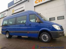 taxi bus Mercedes Benz Sprinter Transfer 518 CDI 16 Sitze Dachklima 2008