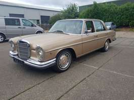 sedan car Mercedes Benz 280 SE SE 1970