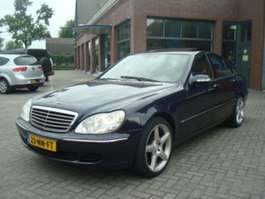 sedan car Mercedes Benz S 350 350 Prestige Plus 2004