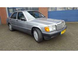 sedan car Mercedes Benz 190D 190D 1992