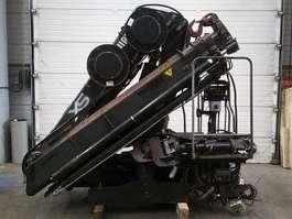 кран-манипулятор Hiab 166 ES-3 HIPRO 2001