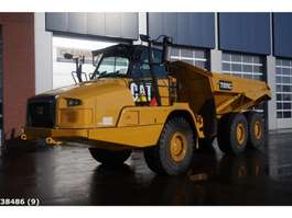 колесный грузовой самосвал Caterpillar 725C 6x6 Retarder Articulated truck 2014