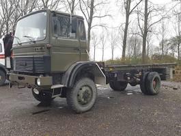 platform truck Magirus Deutz 110-17 AW 4X4 1984