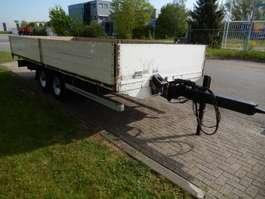 drop side full trailer Lansing Vreden ULG-8000 2 As Wipkar Open, 68-WP-PP 2000
