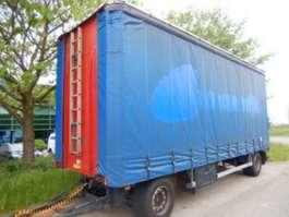 sliding curtain trailer Burg BPA 09-09 SRNXX 2 As Vrachtwagen Aanhangwagen Schuifzeil, WP-DR-01 2004