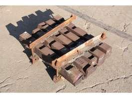 autre pièce détachée équipement Parker 700x450 Wedge set 2020