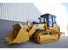 crawler loader Caterpillar 963D 2008