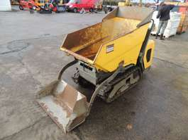Radkipper-LKW Wacker Neuson DT12 Compact Dumper