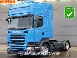 mega-volume tractorhead Scania R450 4X2 Mega Retarder Standklima Euro 6 2015