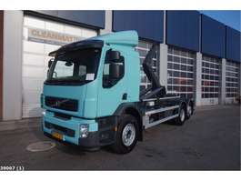 container truck Volvo FE 260 Euro 5 EEV 2010