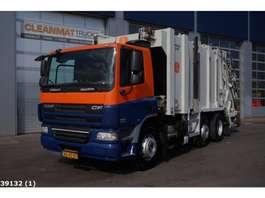garbage truck DAF FAG 75 CF 250 Euro 5 2006
