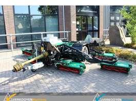 другая машина для лесоводства и мелиорации Ransomes TG4650   7 Delige getrokken maaier  DEMO 2013