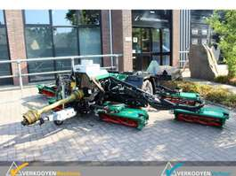 inne maszyny leśne/komunalne Ransomes TG4650   7 Delige getrokken maaier  DEMO 2013