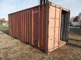 другие контейнеры nvt Zeecontainer 20 ft.