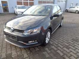 sedan car Volkswagen Polo V 1,4 TDI Lounge/PANO/DSG/KAMERA 2015