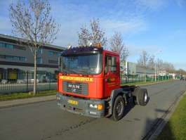 chassis cab truck MAN M 38 4x2 2000