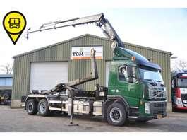 camião de contentores Volvo FM.400.6X2.HAAK+HMF 20-TON 2009