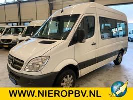 minivan - passenger coach car Mercedes-Benz SPRINTER 9persoons met invalide lift 2011