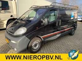 closed lcv Opel VIVARO 2.5CDTI 2.9T L2H1 TECSHIFT 2009