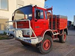 fire truck Renault 110-150 / 4x4 Firetruck 1991