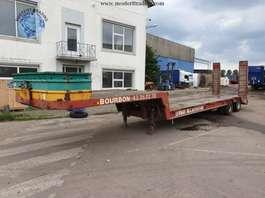 semi lowloader semi trailer Trailor 13.60 Long / 32000KG 1973