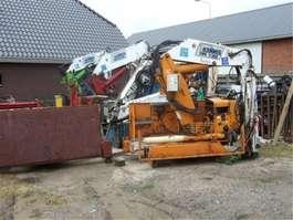 Braço de grua peça para camião Kennis roller kranen