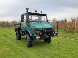 autre tracteur fermier Unimog U-1000 1999