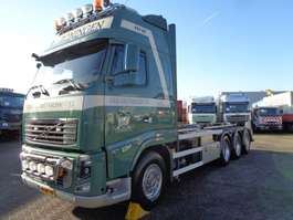 Container-LKW Volvo FH16 540 + Euro 5 + 8X4 +  30 ton hook + 2 in stock! 2011