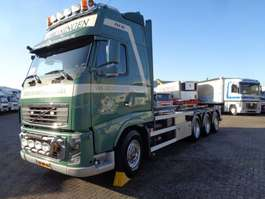 camion portacontainer Volvo FH16 540 + Euro 5 + 8X4 +  30 ton hook + 2 in stock! 2011