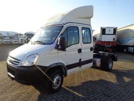 closed box truck Iveco Daily 65C18D + Manual + PATENT B! 2008