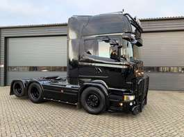 caminhão trator Scania Scania R580 King of the Road Full options 2014