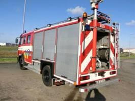 fire truck Mercedes-Benz 1124F Brandweerwagen 1992