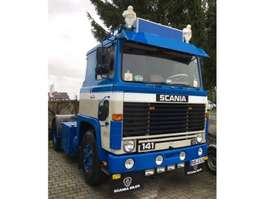 Standard SZM Scania Scania 141 top condition !! 1978