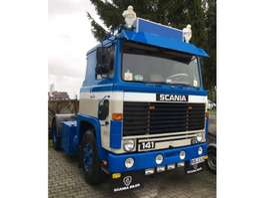 cab over engine Scania Scania 141 top condition !! 1978
