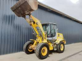 wheel loader New Holland W111 *** 2006 *** 2006