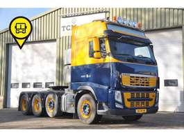 heavy duty tractorhead Volvo FH 500 8X4 EURO5 + PTO 2012