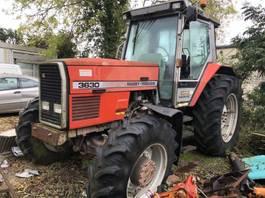 tractor agrícola Massey Ferguson 3630 - 4x4 - 130HP 1992