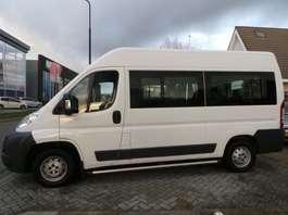 minivan - passenger coach car Citroen Jumper 33 2.2 HDI L2H2 9 Persoons/Personenbus airco 2012