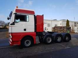 heavy duty tractorhead MAN 33.540 TGX 2011