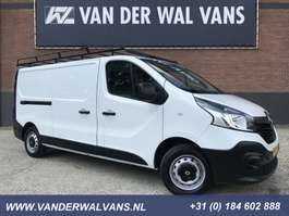 closed lcv Opel Vivaro Renault Trafic 1.6dCi T29 L2H1 Airco, Navigatie, Cruisecontrol, P... 2018