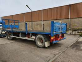 drop side full trailer General Trailers Aanhanger 2003