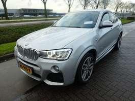 all-terrain - 4x4 passenger car BMW X4 3.0 D M SPORT HI full options 2016