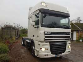 Volumen -Jumbo SZM DAF XF105 460 low height 2010