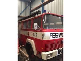 anderer LKW Magirus Deutz 135D12 brandweer 1969