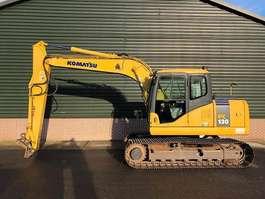 crawler excavator Komatsu PC130-7K 2005