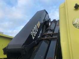 Crane arm truck part HMF 2820 K 6 2005