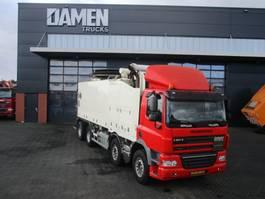 vacuum truck Ginaf G 4241 S 8x4 Euro 5 CAPPELLOTTO Combi 3200 CL 2008